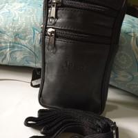 Harga tas selempang sarung hp kulit asli   antitipu.com