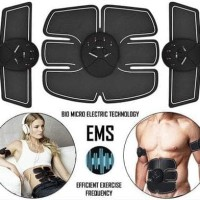 Alat Sixpack Training Full Gear Sixpad GYM INSTAN BODY