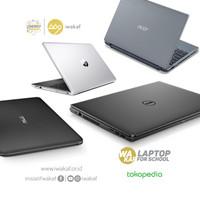 Wakaf Laptop for School