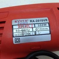 Harga yang termurah mesin bor listrik ryota ra 2010vr   antitipu.com