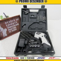 Harga yang termurah bor portable komplit bor listrik with box   antitipu.com