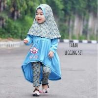 Baju Muslim Anak yang Cantik & Unik - Setelan Anak Imut Size 5-6 Tahun