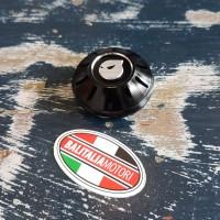 Center Wheel Cap Marus Black