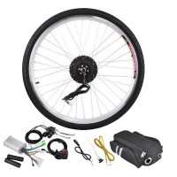 Harga cool bikight 36v 250w 26inch sepeda listrik modifikasi kit motor | Pembandingharga.com