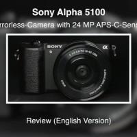 Harga camera digital mirrorless sony alpha a5100l kit 16 50mm f35 56 | Pembandingharga.com