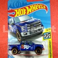 Hot Wheels 2018 - 15 Ford F-150 Blue