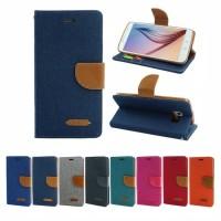 Xiaomi Pocophone F1 flip cover case canvas goodspery mercury flip