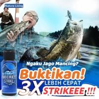 SECRET STRIKE - Essen Umpan Pancing Ikan Mas Mancing Joran Soft Lure