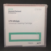 HP Ultrium Universal Cleaning Cartridge LTO PN. C7978A