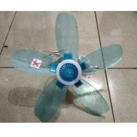 Kipas Angin Gantung Sanex 004 10 W / MINI FAN SANEX MFG-004