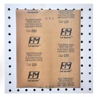 Amplas kayu FM Brand CW 220 ukuran 11 x 9 inchi