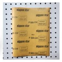Amplas kayu Nippon Star P 320 CW ukuran 11 x 9 inchi