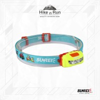 Sunrei Bebe Headlamp For Child / Lampu Kepala Anak-Anak (Green)