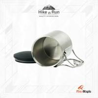 Gelas stainless alat makan camping FM Cup SS FMP-301 Firemaple