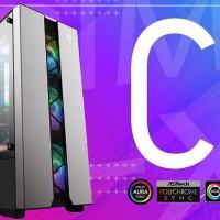 PRIME C-[X] - PREMIUM GAMING CASE 0.7mm STEEL