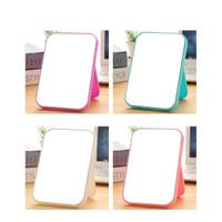 b711 Cermin Lipat Persegi Portable Beauty Mirror Kaca Rias Make Up