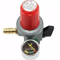 Regulator Winn Gas LPG Tekanan Tinggi High Pressure + Meter - ORIGINAL