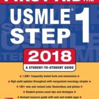 First Aid for the USMLE Step 1 2018