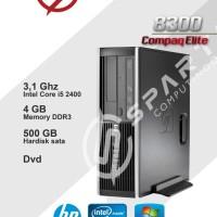 Ready Stok cpu hp compaq 8300 intel core i5 2400 bergaransi