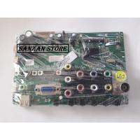 MAINBOARD TV POLYTRON 24D810 - MOBO 24D810 - MICOM 24D810 - MB 24D810