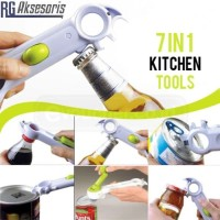 7IN1 CAN OPENNER / Pembuka Botol & Kaleng 7 in 1 - Kitchen Can Do