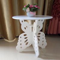 Meja Sudut Coffee Table Meja Ngopi KUPU KUPU A658