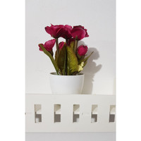 AP6016 Bunga Plastik Pajangan - Bunga Palsu Pajangan A663