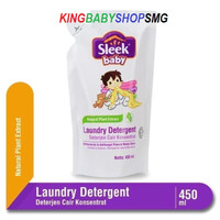 Sleek Baby Laundry Detergent Refill 450ml