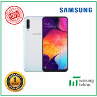 SAMSUNG Galaxy A50 6/128 GB Garansi Resmi SEIN