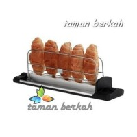 FIRRIN TOASTER BLACK AR232 - PEMANGGANG ROTI Best Dealss