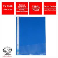 Map Plastik Bening/Business File Eagle Files FC E 209 12pcs/pack -