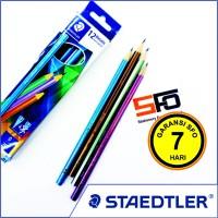 Pensil Staedtler Norica Metallic 2B (Original)