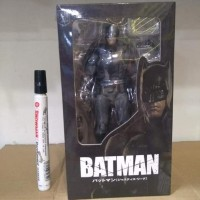 mainan action figure Batman dawn of Justice Shf recast Bandai tinggi