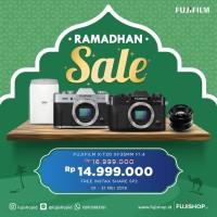 Fujifilm X-T20 kit XF 35mm f1.4 Resmi Fujifilm Indonesia