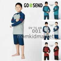 Baju Renang Anak Cowok Laki Pria Atasan Bawahan A30