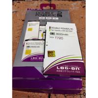 Baterai Battery Logon Mito T500 T970 T720 Ba0023 Ba0023 Log-on Log On