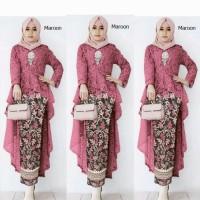 Baju Kebaya Wanita SET JAWI KEBAYA CH Muslim Terbaru MURAH