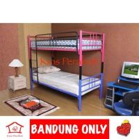 Ranjang susun / ranjang besi susun / tempat tidur tingkat Orbitrend