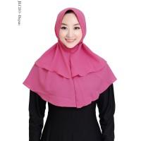 Hijab / Jilbab Instan Langsung Pakai 2 Layer Tali