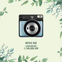 [FS] Fujifilm Instax Square SQ6