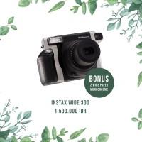 Kamera Fujifilm Instax Polaroid Mini Wide 300