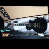 GITAR ESP LTD EC-256 BLACK MURAH