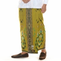 Sarung BHS Gold Masterpiece motif SGE Hijau