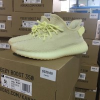 YEEZY 350 V2 BUTTER (UNAUTHORISED AUTHENTIC)