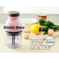 Mesin Pemotong Multifungsi / Original Capsule Cutter Quatre