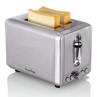 New Brand Fortune Candy KST009 2 Slices Toaster Bagel Toaster With