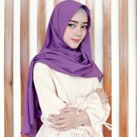 Pashmina diamond crepe pashmina scarf hijab jilbab plain hijab pashmin