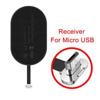 Baseus Qi Wireless Charging Receiver - Micro USB