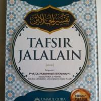 Buku Tafsir Jalalain Dilengkapi Asbabun Nuzul