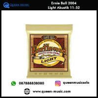 senar ernie ball 2004 light akustik 11-52